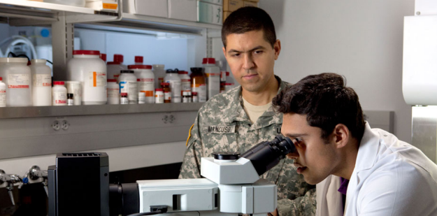 Army Health Care Professions