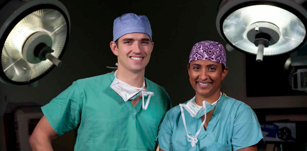 Army Health Care General Surgeons