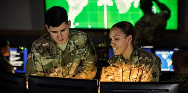 Electronic Warfare Specialist