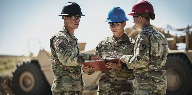 Engineer Soldiers