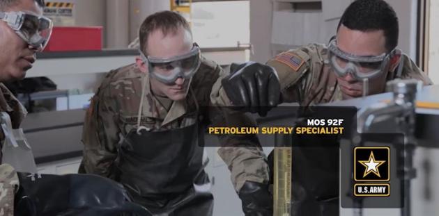 Petroleum Specialist