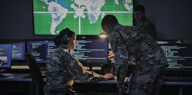 Military Intelligence Soldiers