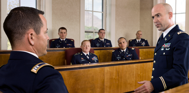 Army JAG Attorneys