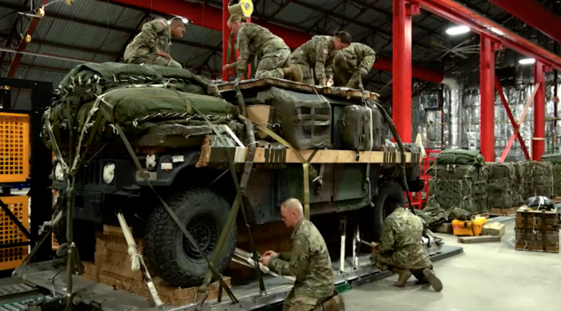 Army Riggers