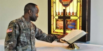 About Army Chaplaincy