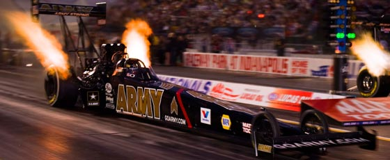 U.S. Army Racing Team