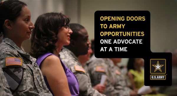 US Army Advocates