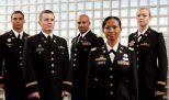 four paths to becoming an army officer