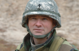 Army Chaplain Gauthier