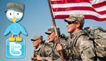 U.S. Army Twitter