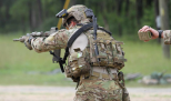75th Ranger RGT operator stress shoot