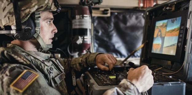 SGT Morton Radar Repair