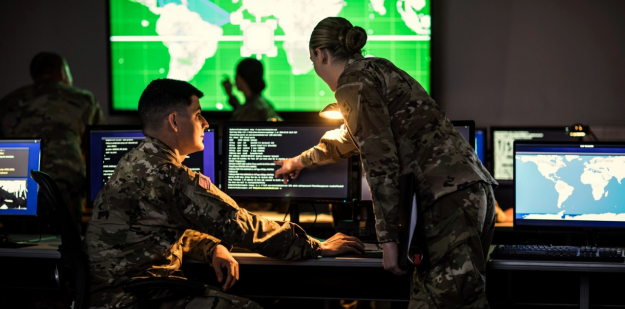 U.S. Army Cyber Network Defenders